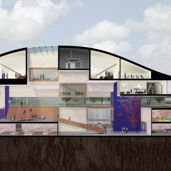 city-archive-yenikapi-3d-section