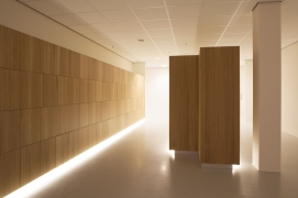 Municipality offices - Lockers