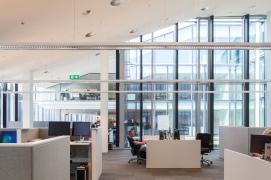 Municipal Offices - Open-plan office