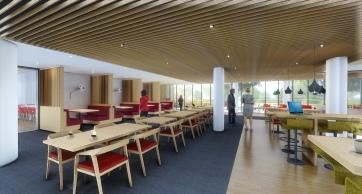 Restaurant ground floor