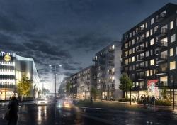 Frölunda Park Phase 3 & 4