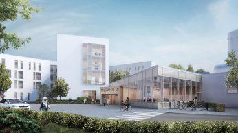Psychiatric Clinic Södra Älvsborg