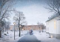 New Security Building Østmarka